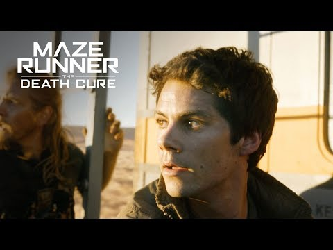 Maze Runner: The Death Cure | Train Chase Full Scene with Dylan O'Brien | 20th Century FOX