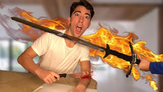 Trying 22 VIRAL LIFE HACKS THAT WILL KNOCK YOUR SOCKS OFF by 5-Minute Crafts