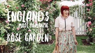 Englands Most Romantic Rose Garden