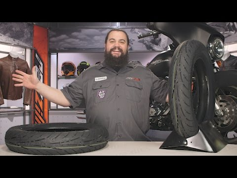 Dunlop Elite 4 Tires Review at RevZilla.com