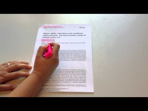 Film: Vad är en vetenskaplig text?