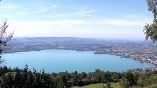 チューリッヒから1時間!寄宿学校もあるツークの山の人気絶景散歩道【スイス情報.com】