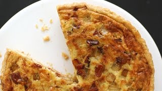 Foolproof Quiche - Kitchen Conundrums with Thomas Joseph
