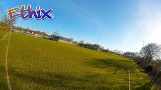 Ethix CineRat (self build) - Maiden FPV flight - 2020-02-21