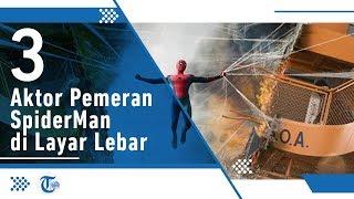 Spiderman Pamit dari MCU, Inilah 3 Pemeran Peter Parker di Layar Lebar