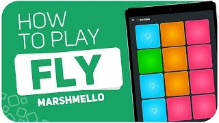 How to play: FLY (MARSHMELLO) - SUPER PADS - Kit BALLOONS