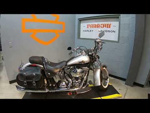2003 Harley-Davidson Heritage Springer FLSTS