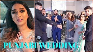 Punjabi Wedding Toronto || Bhangra Vlog || Indian Mom Vlogger