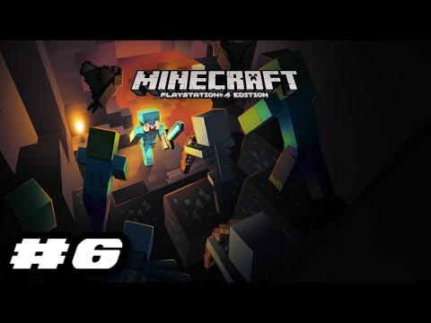 Minecraft PS4 2019 Gameplay - FINDING LUMPS OF COAL