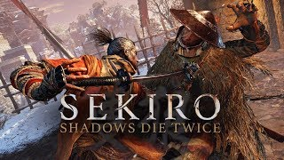 Sekiro: Shadows Die Twice #1 Начало пути криворучки