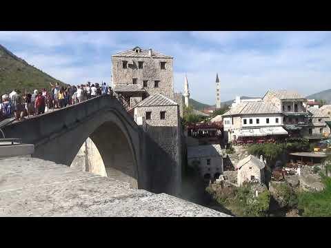 Combiné dans les Balkans : Croatie, Bosnie, Monténégro, Albanie