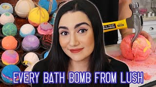 Mixing Every Bath Bomb From Lush Together thumbnail
