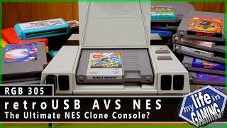 RGB305 :: retroUSB's AVS NES