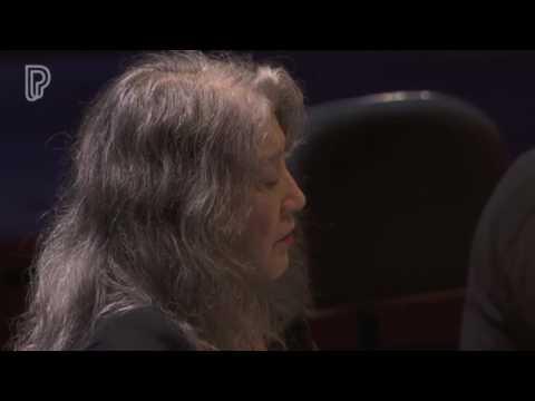 Prélude à l'après-midi d'un faune – Debussy – Martha Argerich, Stephen Kovacevich