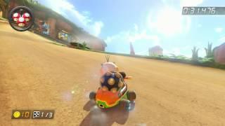 Shy Guy Falls - 1:52.084 - Kyle Wade (Mario Kart 8 World Record)