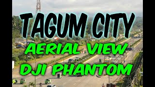 TAGUM CITY PHILLIPINES AERIAL VIEW DJI PHANTOM PROFESSIONAL 4k