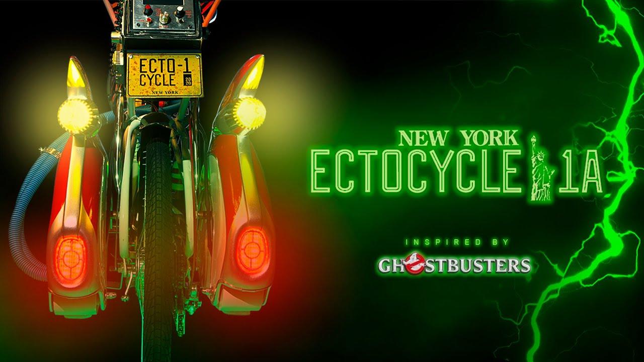 Making of ECTOCYCLE 1AH