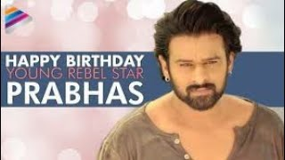 Prabhas birthday special videos telugu