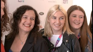 Pay It Forward sponsors welcome youth groups to Inspirefest 2018