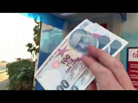 Банкоматы в Турции: как снять деньги с карты сбербанка alanya.expert