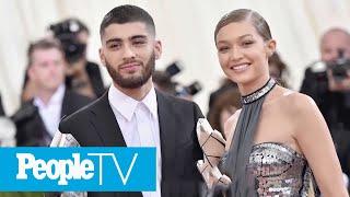 Gigi Hadid Is A Mom! Supermodel Welcomes Baby Girl With Boyfriend Zayn Malik | PeopleTV