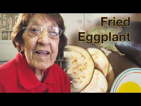 Great Depression Cooking – Eggplant Parmesan