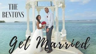 Our Beach Wedding In Jamaica (Clips)