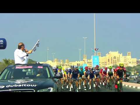 2018 Dubai Tour - Stage 4 Recap