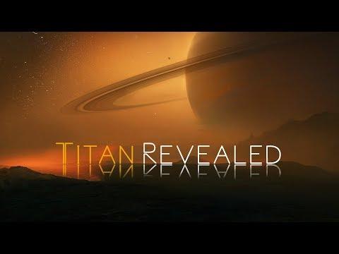 Alien life on a flammable yet frozen world?   Titan Revealed