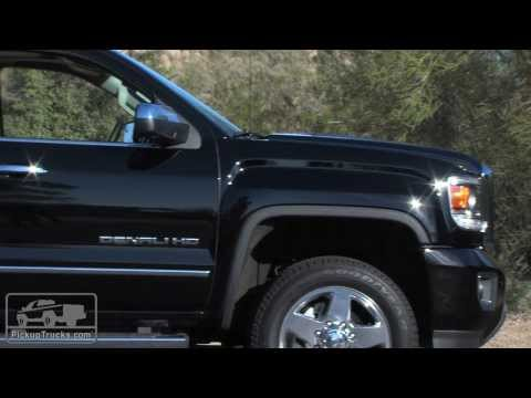 2015 GMC Sierra 2500/3500 HD