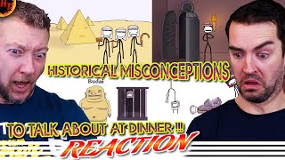 Historical Misconceptions REACTION - Sam Onella Reaction