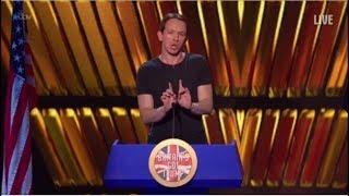 BRITIAN'S GOT TRUMP Presented By FUNNY Trump Impersonator | Britain's Got Talent 2018