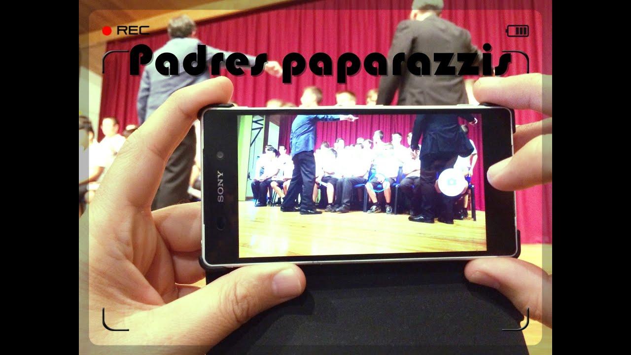 Padres Paparazzis - Graducación