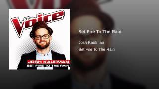 Set Fire To The Rain (The Voice Performance)