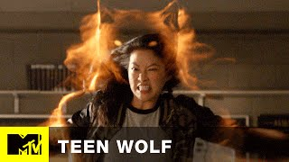 Download Video Teen Wolf | 'Kira's Close Call' Official Sneak Peek (Episode 7) | MTV MP3 3GP MP4