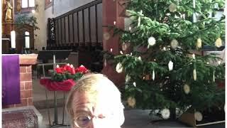 Weihnachtsevangelium – Amerikanisch