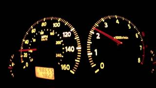 preview picture of video 'G35 SC 0-60mph'