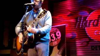 "Steven Page River session ""Indecision"""