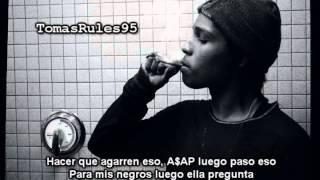 A$AP Rocky - LVL Subtitulado Al Español (Con Explicaciones)
