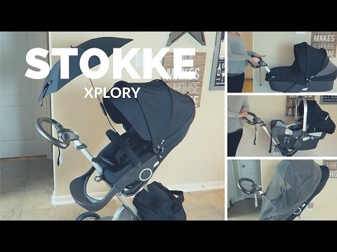 STOKKE XPLORY | NUNA PIPA | TRAVEL SYSTEM OVERVIEW | CAR SEAT | STROLLER | INFANT CARRY COT