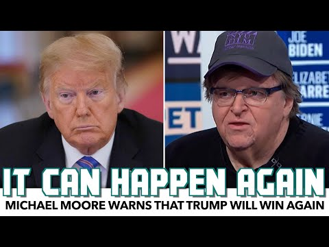 Michael Moore Warns That Trump Is Set To Win Again