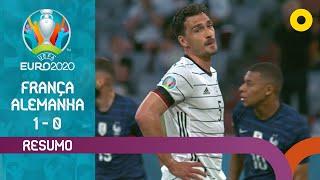 Resumo: França 1-0 Alemanha - Euro 2020 | SPORT TV
