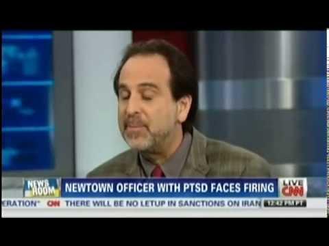 Findlin Law Firm CNN Newsroom Kyra Phillips Newtown Officer Suffering PTSD faces firing