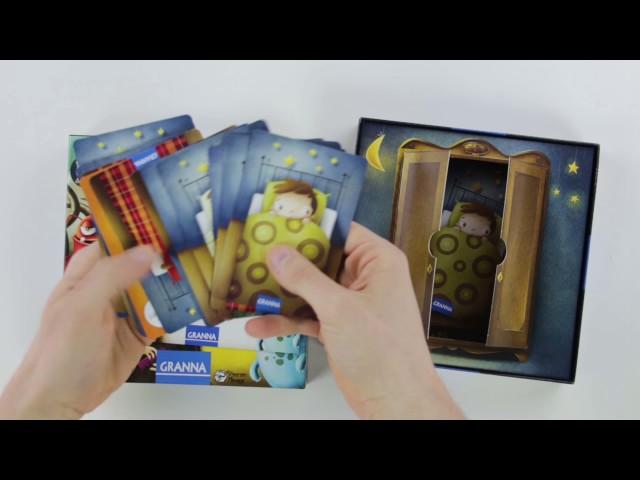 Gry planszowe uWookiego - YouTube - embed lGbSBVkyzkQ
