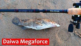 Удилище карповое daiwa megaforce big fish catfish mfbf26xxh