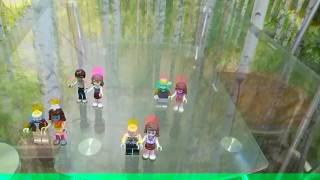 """Мультипликационный фильм """" LEGO  гонки"""" HD Animated film """"LEGO race"""""""
