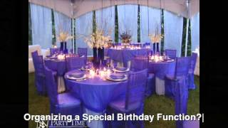 Organize Your Own Party The Quick Way| Party Themes For Adults Evansville