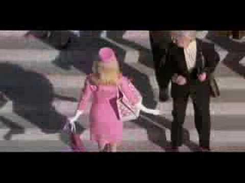Video trailer för legally blonde 2