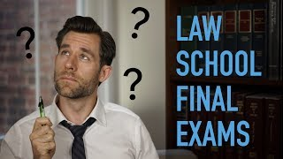 What You NEED To Know About Law School Exams