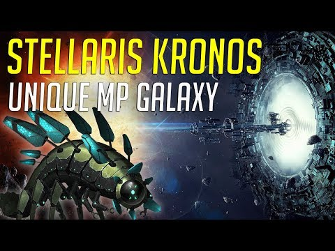 Stellaris KRONOS - HUGE Changes, UNIQUE Empires!